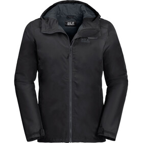 Jack Wolfskin Chilly Morning - Veste Homme - noir
